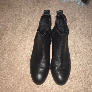 [Cole Haan] Black Ankle Boots